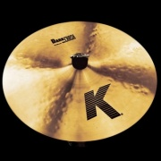 ZILDJIAN 16 K DARK THIN CRASH