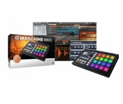 Native Instruments Maschine Mikro Mk2 Blk миди-контроллер