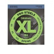 D Addario EPS165 ProSteels комплект струн для бас-гитары