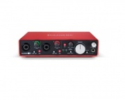 FOCUSRITE Scarlett 2i4 2nd Gen USB звуковая карта