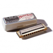 HOHNER M1896416 Marine Band Classic C-natural-minor губная гармошка