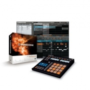 Native Instruments Maschine Mk2 Blk миди-контроллер
