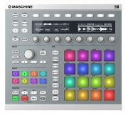 Native Instruments Maschine Studio white миди-контроллер