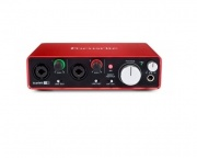 FOCUSRITE Scarlett 2i2 2nd Gen USB звуковая карта