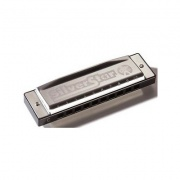 HOHNER M50408 Silver Star G-major губная гармошка