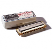 HOHNER M1896186 Marine Band G High губная гармошка