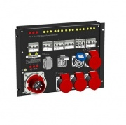 Partner-LM PD-4-32-3 CEE Mount-8U Power Distributor дистрибьютор питания