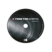 Native Instruments Traktor Scratch Pro Control CD/Mk 2