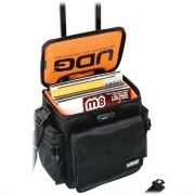 UDG Ultimate SlingBag Trolley DeLuxe Black/Orange inside MK2
